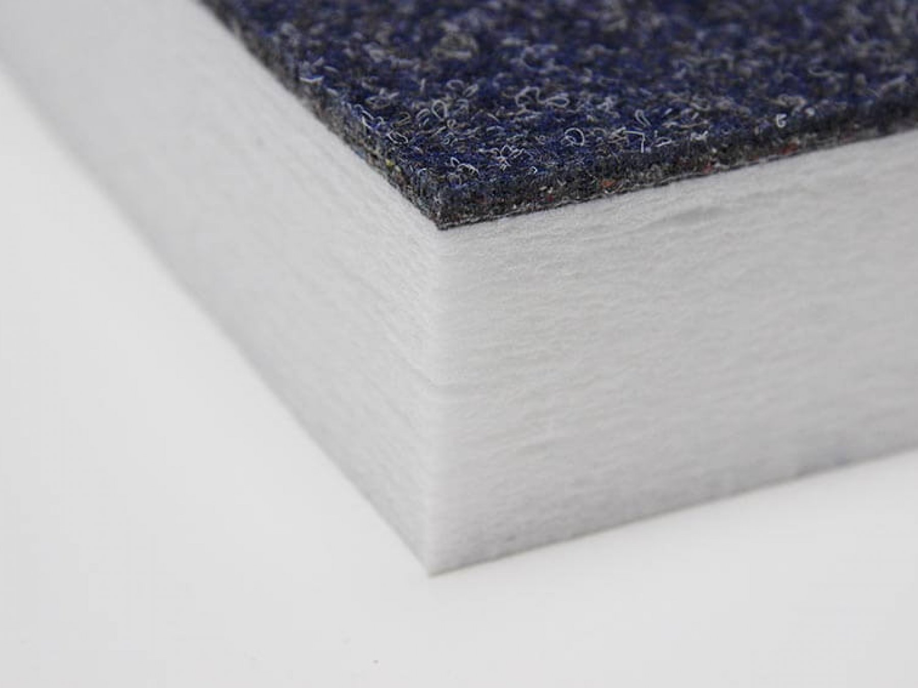 FINETT ACOUSTICS 50 - Nadelvlies + Polyestervlies 50 mm