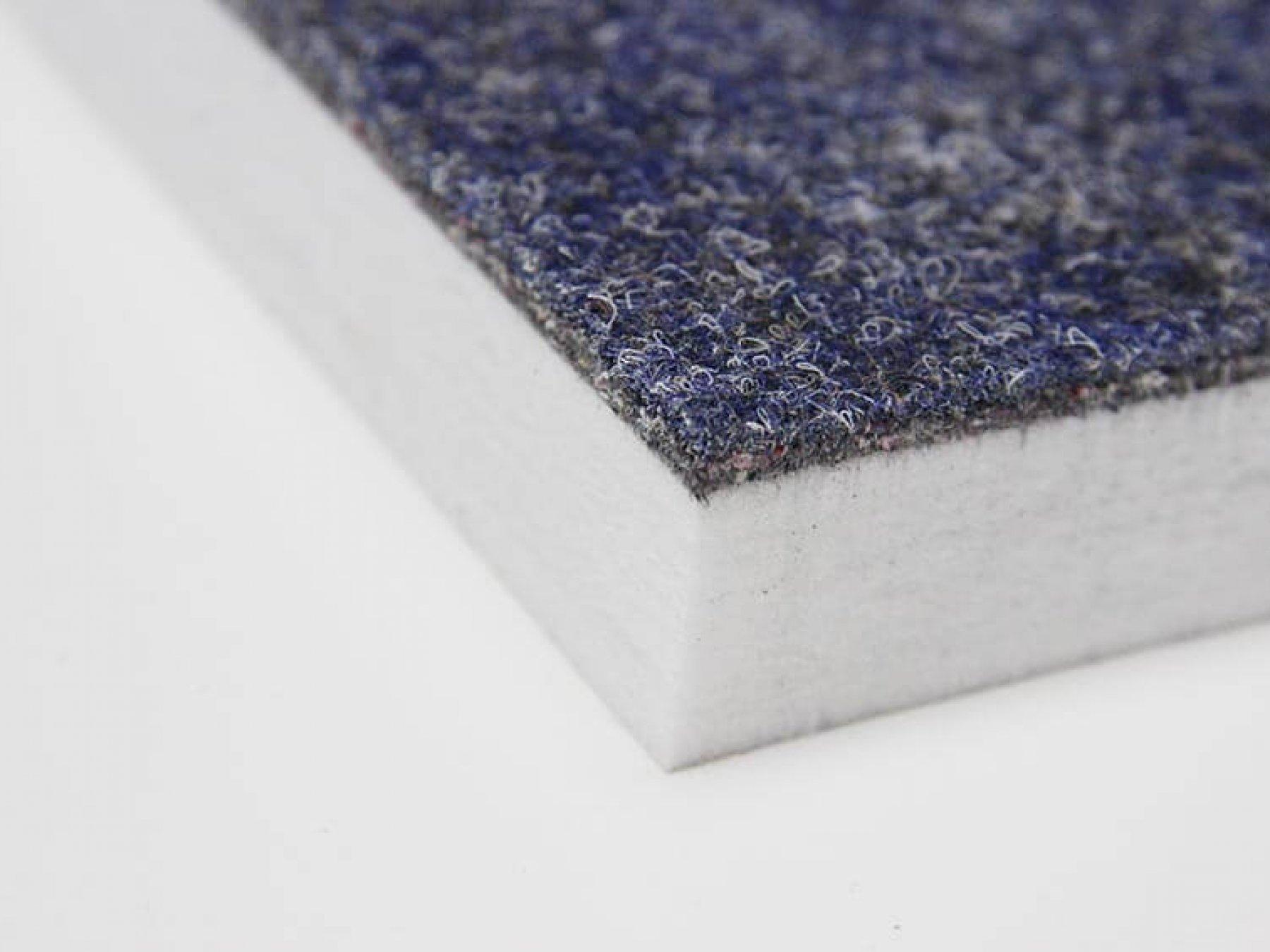 FINETT ACOUSTICS 25 - Nadelvlies + Polyestervlies 25 mm