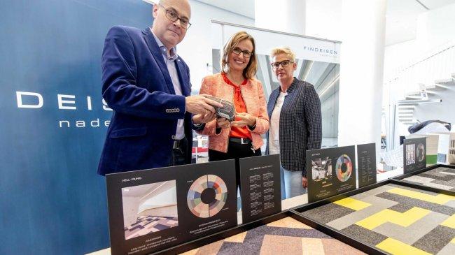 Ettlinger Gipfeltreffen beim Innovationsforum BauTex