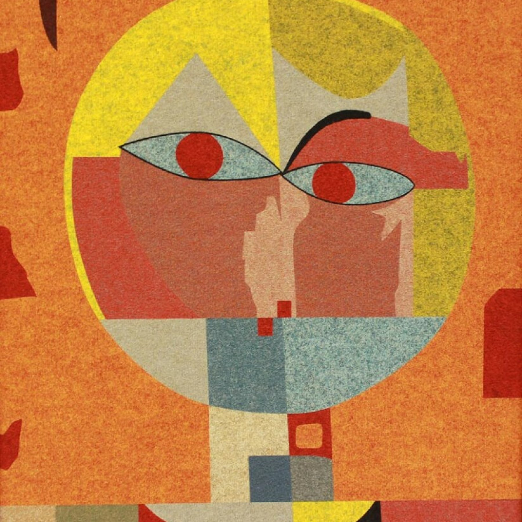 Senecio | Paul Klee