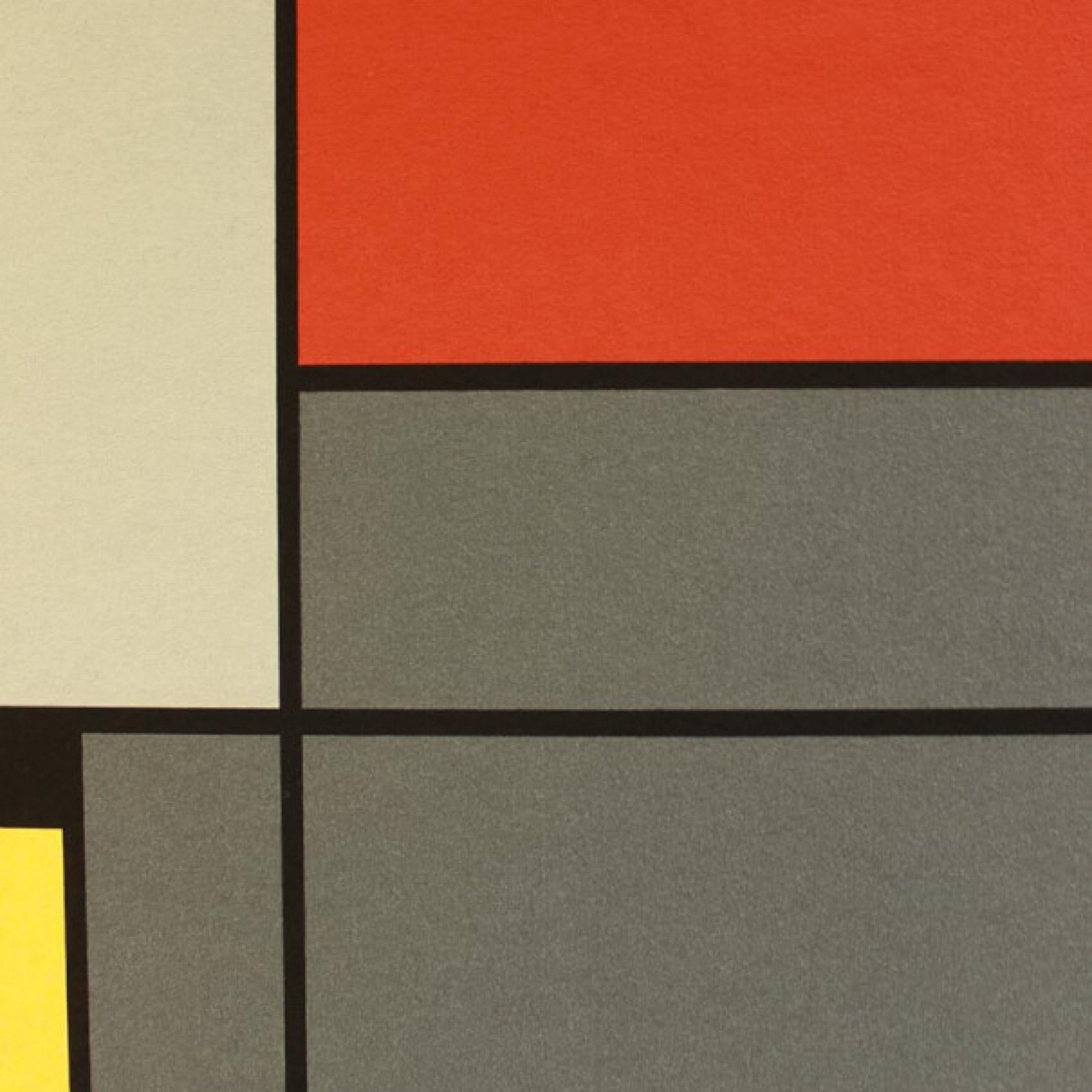 Tableau I | Piet Mondrian