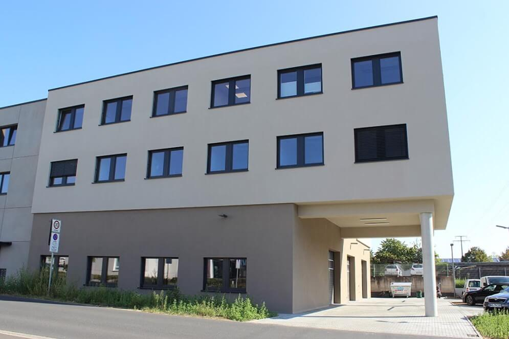 Bürohaus Architekten Schwind